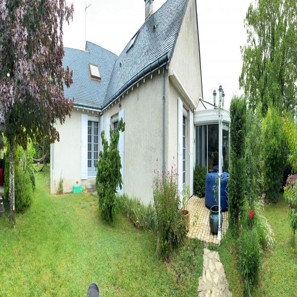 Offres de vente Maison Saint-Roch 37390